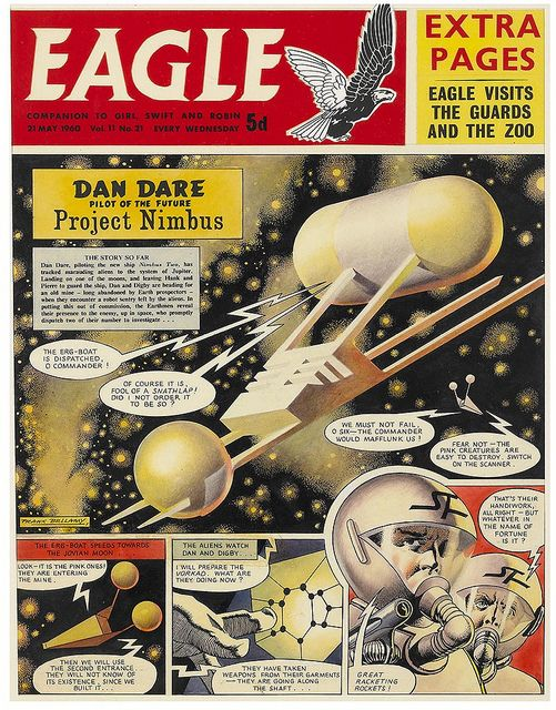 Frank Bellamy // Dan Dare