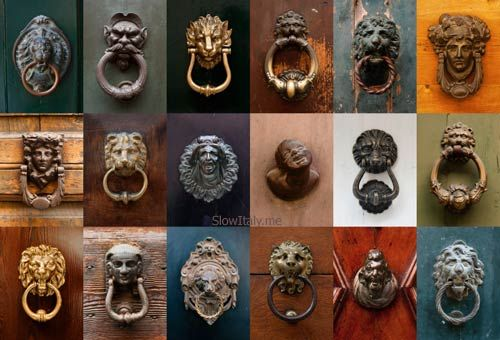Google Image Result for http://yourguidetoitaly.com/slowitaly/wp-content/uploads/2012/01/door-knobs-in-Italy.jpg