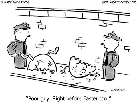 Easter Cartoons | Andertoons Cartoon Blog