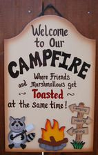 Camping & RV SignsFire Pits, Camps Ideas, Camps Signs, Campers, Outdoor, Fun, Campfires, Firepit, Backyards