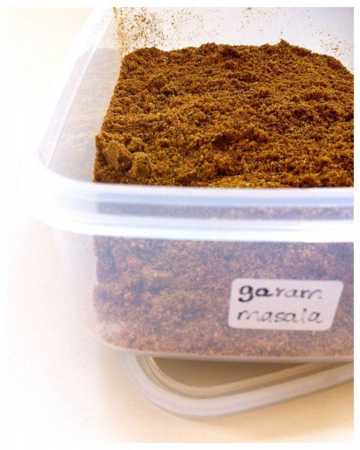 Garam Masala – the Magic Spice | A Curry of a Life