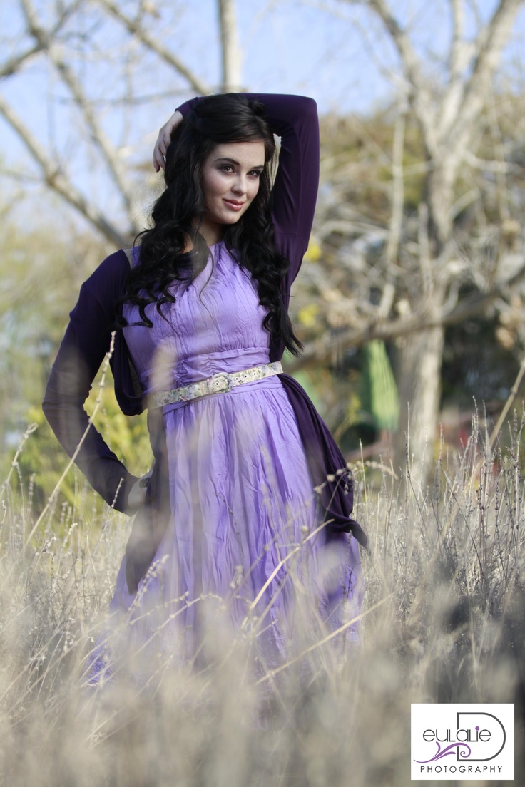 Lavender Girl  / 1