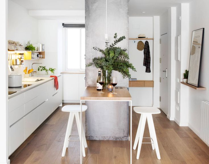 50 Splendid Small Kitchens And Ideas You Can Use From Them Small Kitchen Tables Small Kitchen Table Sets Kitchen Design Small
