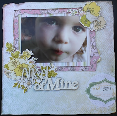 Angel of Mine by Amy Prior