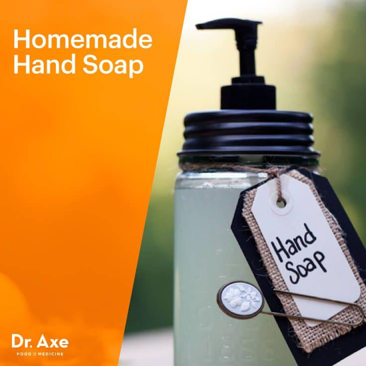Homemade Hand Soap - Dr.Axe