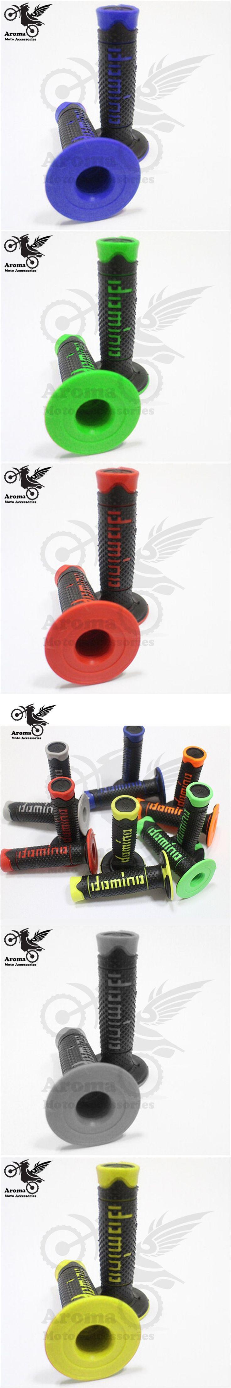 universal dirt pit bike handle bar handle Grips ATV parts moto handle grips for KTM motocross grip rubber motorcycle handlebar