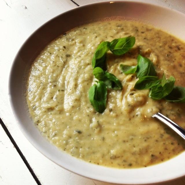 an autumn soup