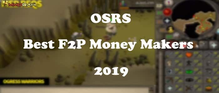 Osrs Best F2p Money Making Methods 2019 Small Business Startup