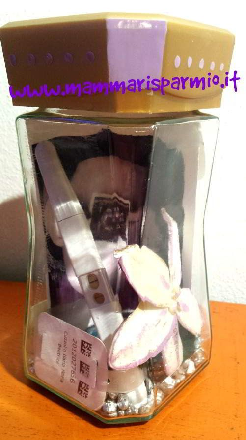 vaso dei ricordi gravidanza