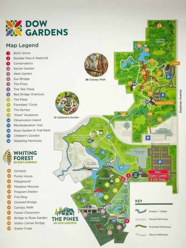 Dow Gardens 2020 Christmas Walk Dow Gardens Tour:Spectacular Michigan Botanical Gardens Videos