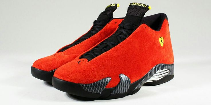 """Air Jordan (Retro) 14's """"Ferrari"""""""