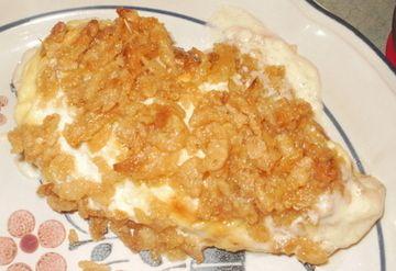 sour cream ritz chicken