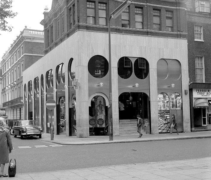 The Chelsea Drugstore Kings Road.