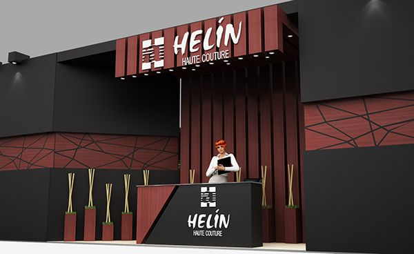 Wedding Exhibition Stand Design