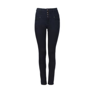 These high waisted jeans are a fail safe   wardrobe essential! Easily dressed up down, they