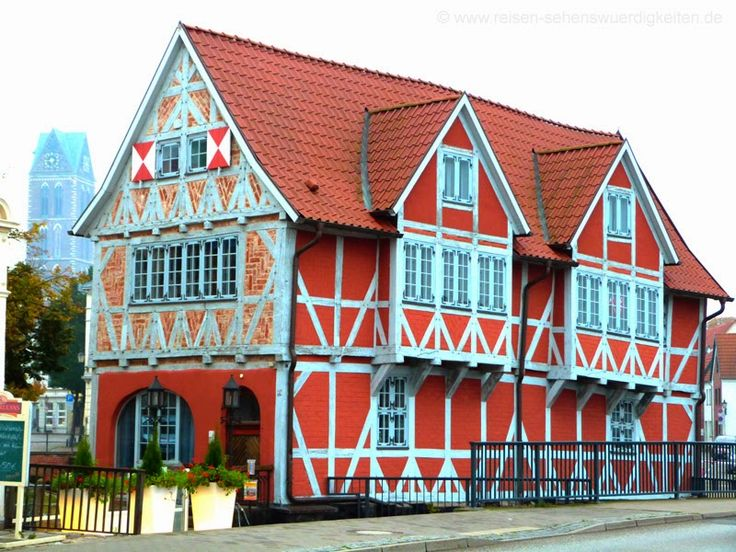 Gewölbe Wismar http://www.reisen-sehenswuerdigkeiten.de