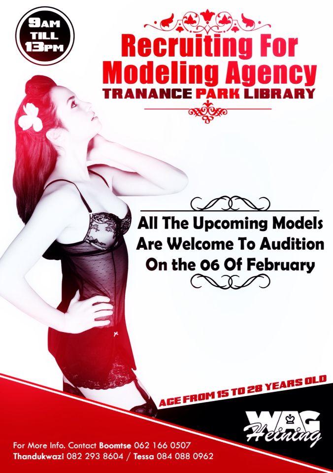 Recruiting Models