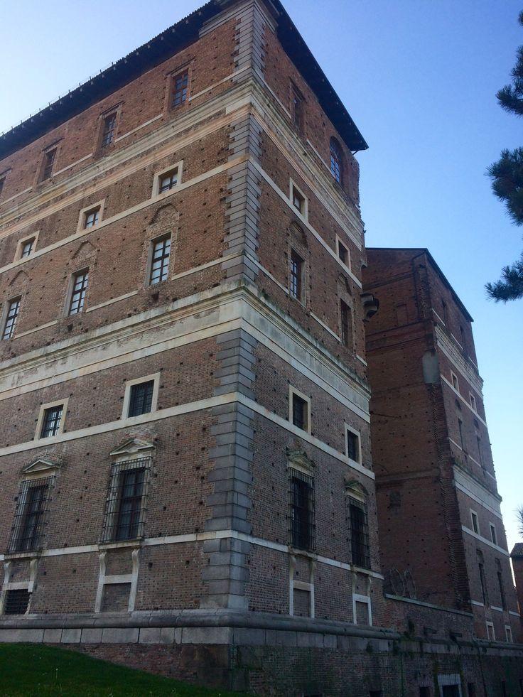 Palazzo Farnese, Piazza della Cittadella, Piacenza