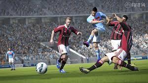 FIFA spelen met vrienden