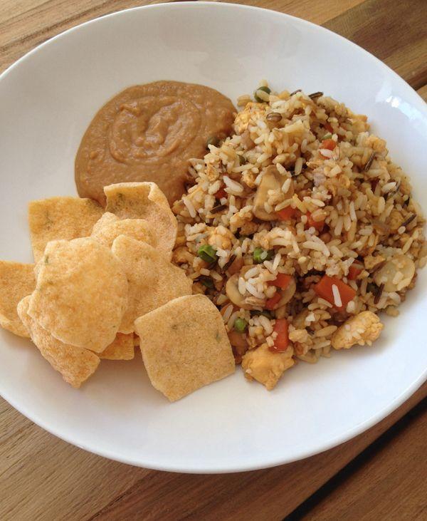 Nasi zonder pakjes en zakjes