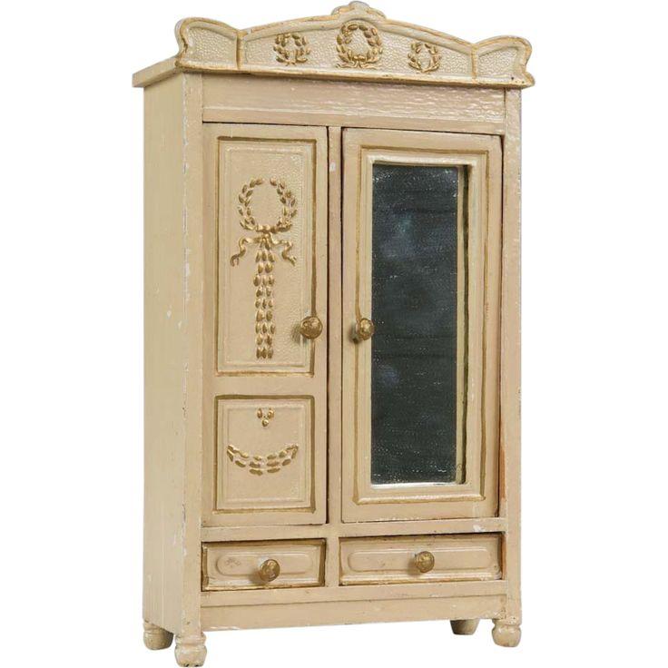 906 mejores im genes sobre furniture miniatures painters - Pintores de muebles ...