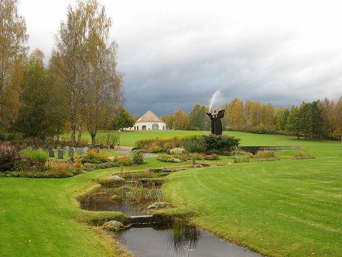 Östra Kyrkogården Karlskoga.