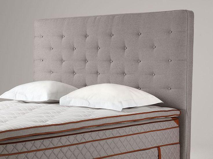 Gör din säng komplett med en DUX-gavel. Våra gavlar är flexibla och passar alla våra sängmodeller