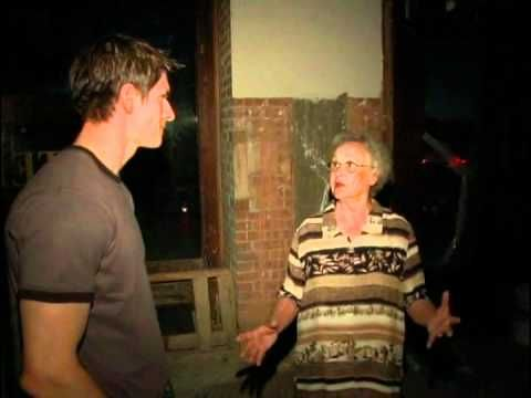 If you have an hour + to kill this is worth watching. Ghost Adventures -