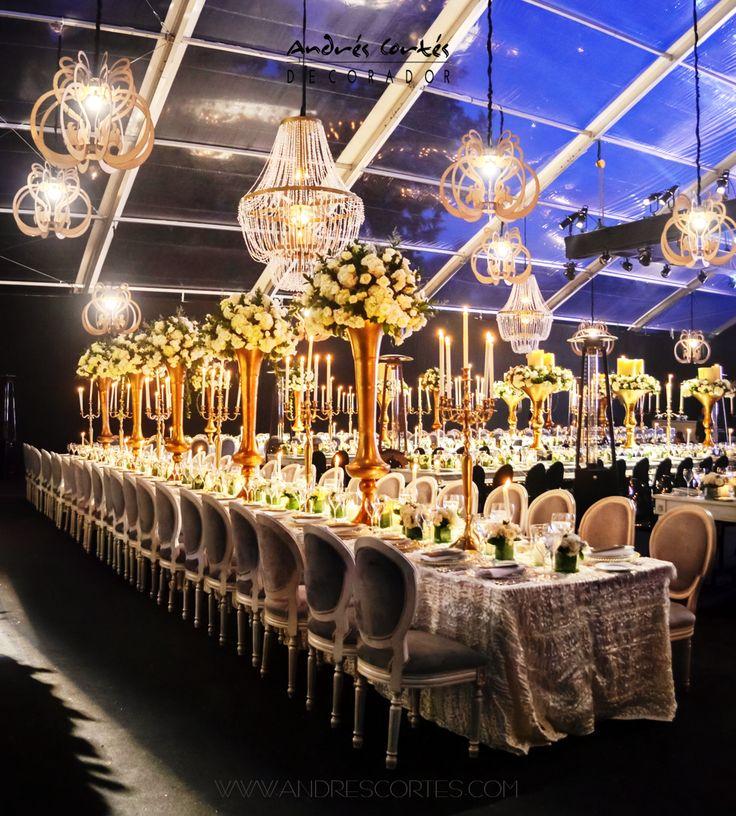 #andrescortes #Weddingideas #Weddings #Bodas #Centrosdemesas #Design