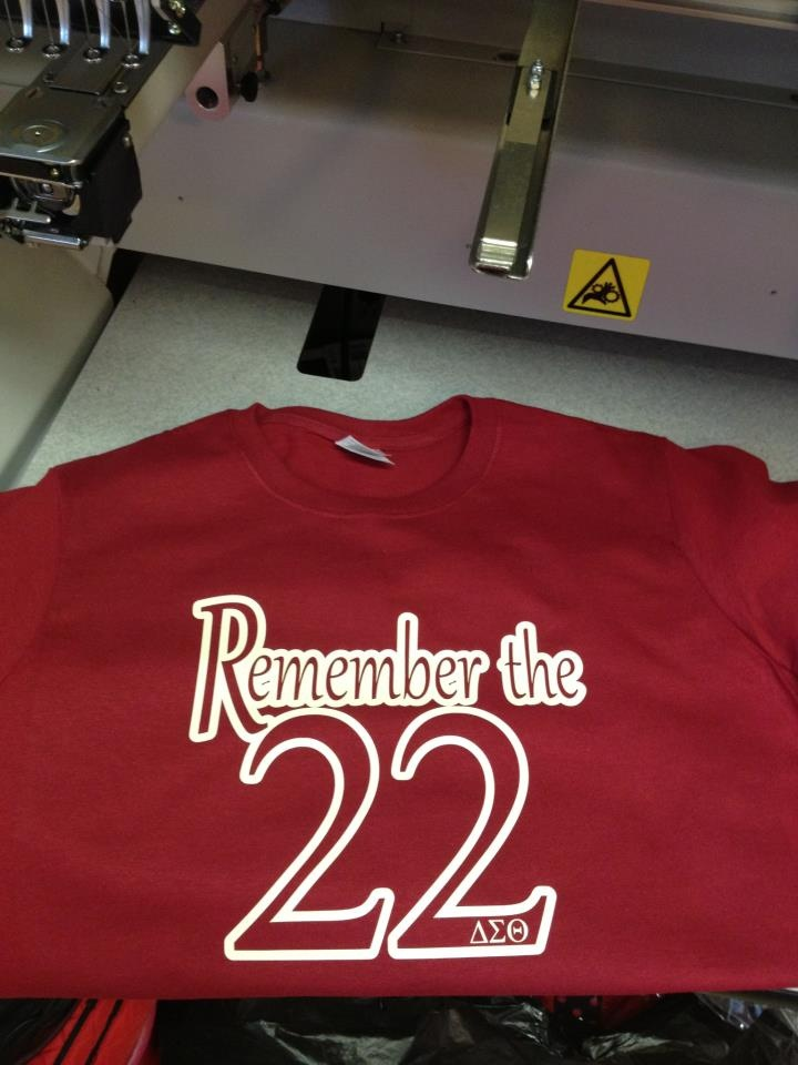 Remember the 22