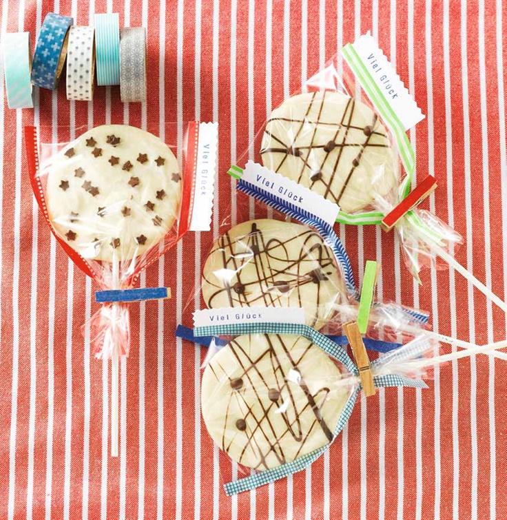 """Kekse aus """"Süße Geschenke mit Schokolade"""""""