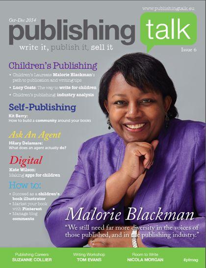 Publishing Talk Magazine - issue 6 - Children's Publishing