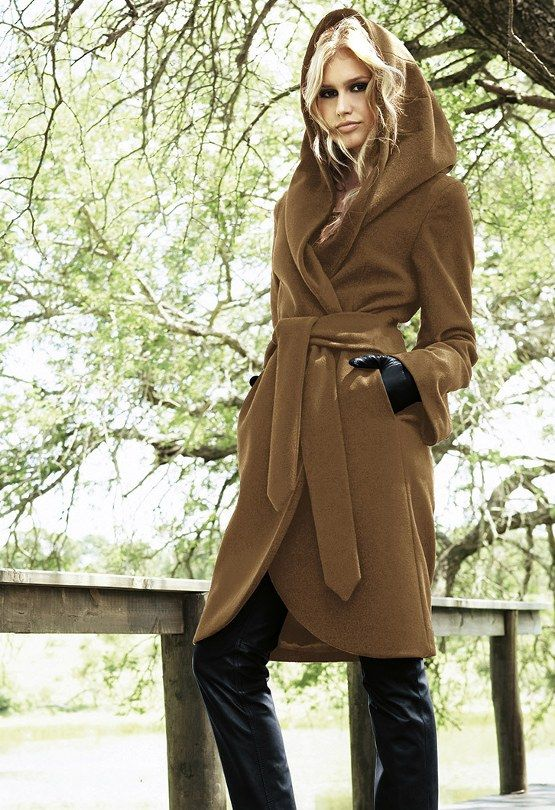 Palton elegant BodyFlirt
