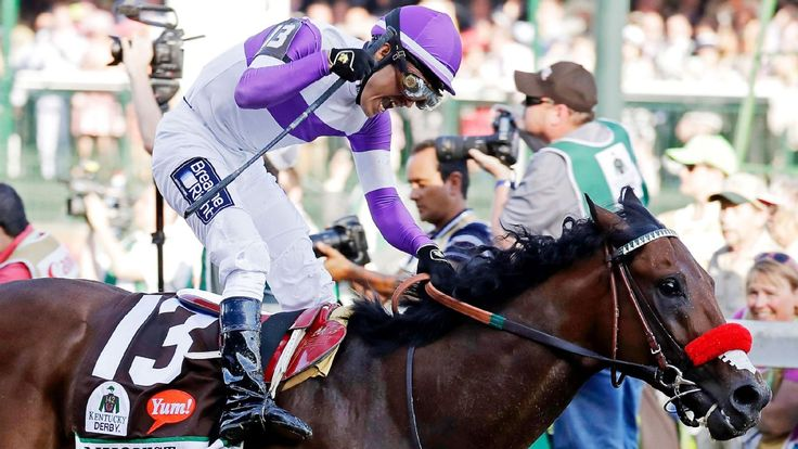 Nyquist, 2-1 favorite, holds off Exaggerator to win Kentucky Derby