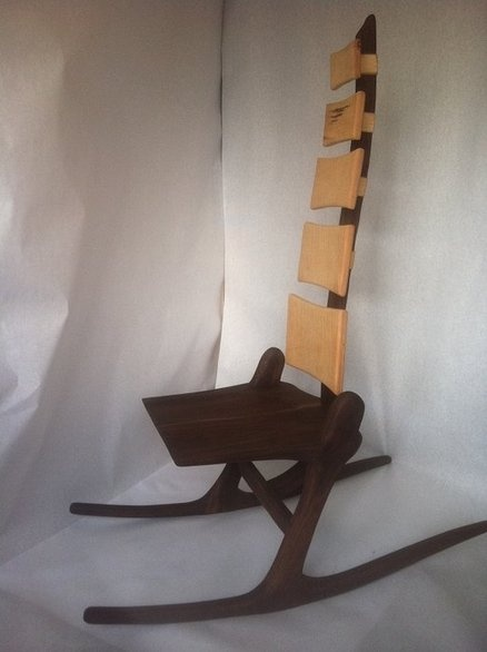 wooden chairs rocking chairs wood work diapers woodworking walls ...