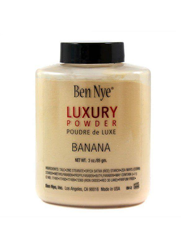 Pó Ben Nye Luxury Powder Banana