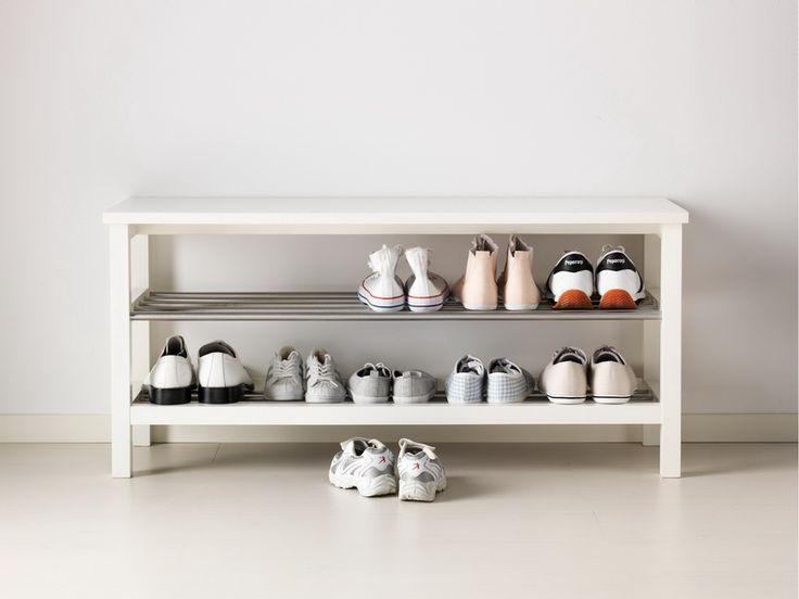 best 25 shoe storage benches ideas on pinterest shoe storage bench diy build a shoe storage. Black Bedroom Furniture Sets. Home Design Ideas