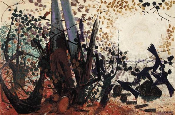 Paintings - Clifton Ernest Pugh