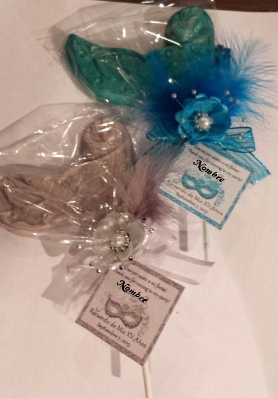 17 Best Images About Masquerade Party Favors On Pinterest
