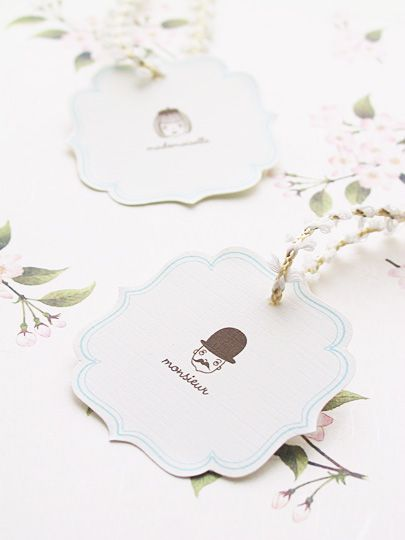 Free Printable Cute Gift Tags