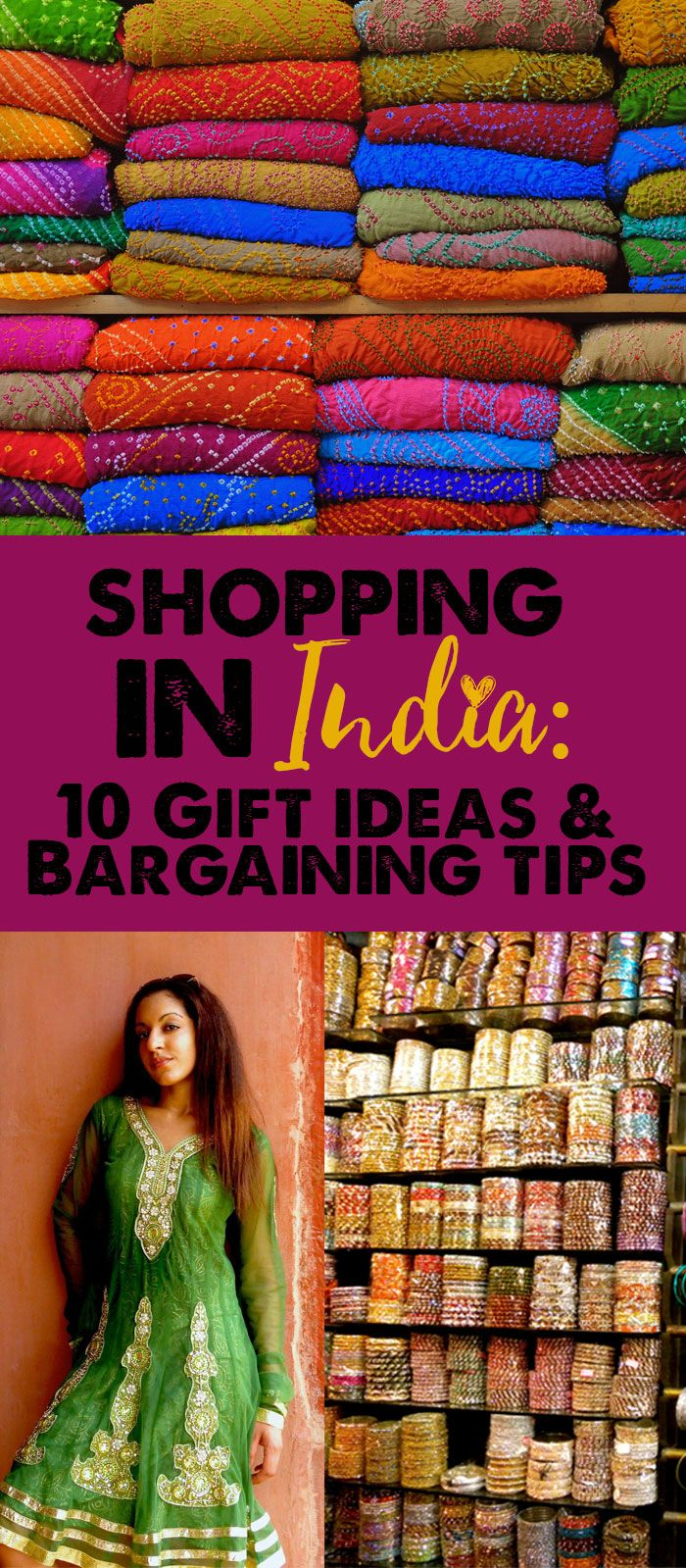 Shopping in India: 10 Gift Ideas and Bargaining Tips - Travel Lushes