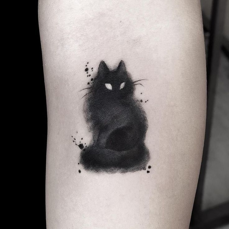 30+ Charming Cat Tattoos Ideas for Cat Lovers to Attempt #Tattoos #Tattoosquotes