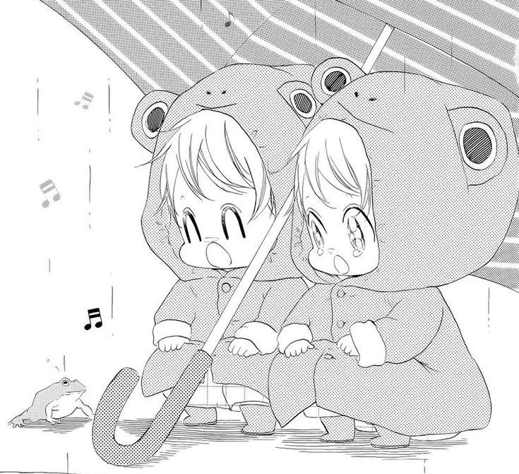 Image result for gakuen babysitters takuma