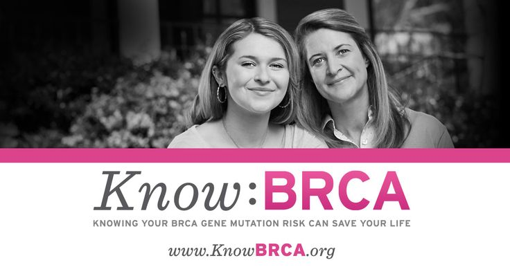 Click for steps to assess your BRCA gene mutation risk using Know:BRCA. #BringYourBrave