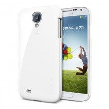 Capa Galaxy S4 Spigen SGP Case Ultra Thin Air Series - Branco Infinity  R$63,80