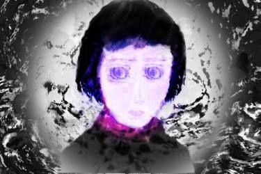 "Saatchi Art Artist ageliki baka; Painting, ""Broken (Limited Edition 1 of 7)"" #art"