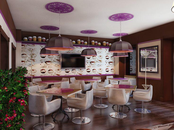 Посадочные места в мини-пекарни «Маленькие радости» в Москве