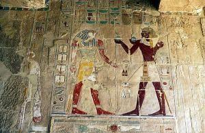 Gods and Goddesses of Ancient Egypt: Horus