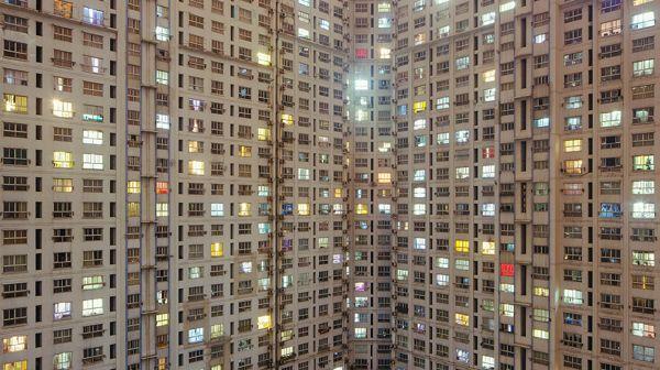 Shanghai Cityscapes On Behance - 56187 - Buamai