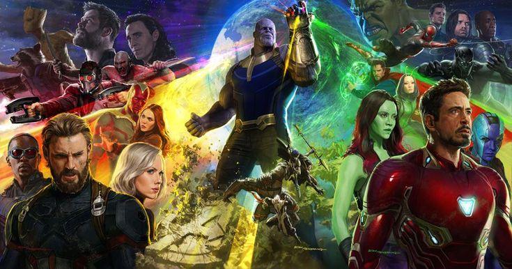 """Se acerca """"Infinity War"""" pero ¿cuánto sabes sobre el universo Marvel? -  Sinopsis.    Un enemigo inesperado amenaza con poner en peligro la seguridad mundial, así que Nick Fury, Director de la agencia internacional para el mantenimiento de la paz conocida con el nombre de SHIELD, necesita encontrar urgentemente un equipo que salve al mundo del mayor de los desastres, así que reúne a los superhéroes más fuertes que conoce, entre ellos Capitán América, Iron Man, Hulk, Hawkeye, Black Widow y…"""